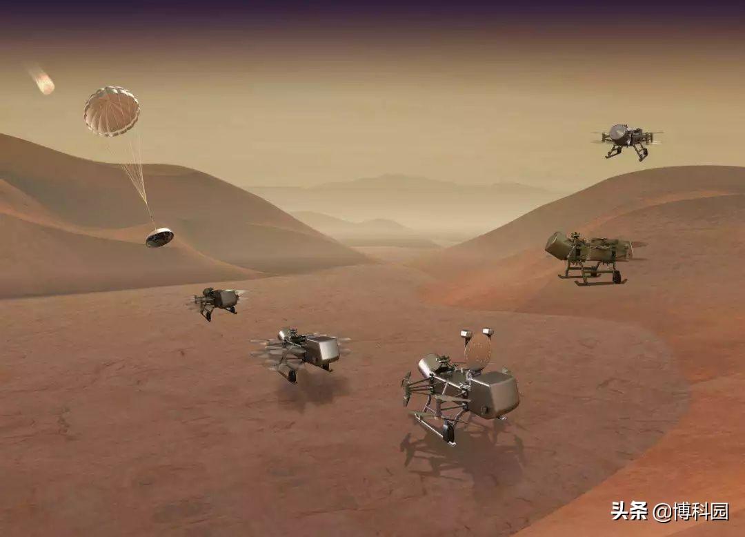 """土卫六有生命吗?在""""蜻蜓号""""去之前,就在实验室研究一番"""