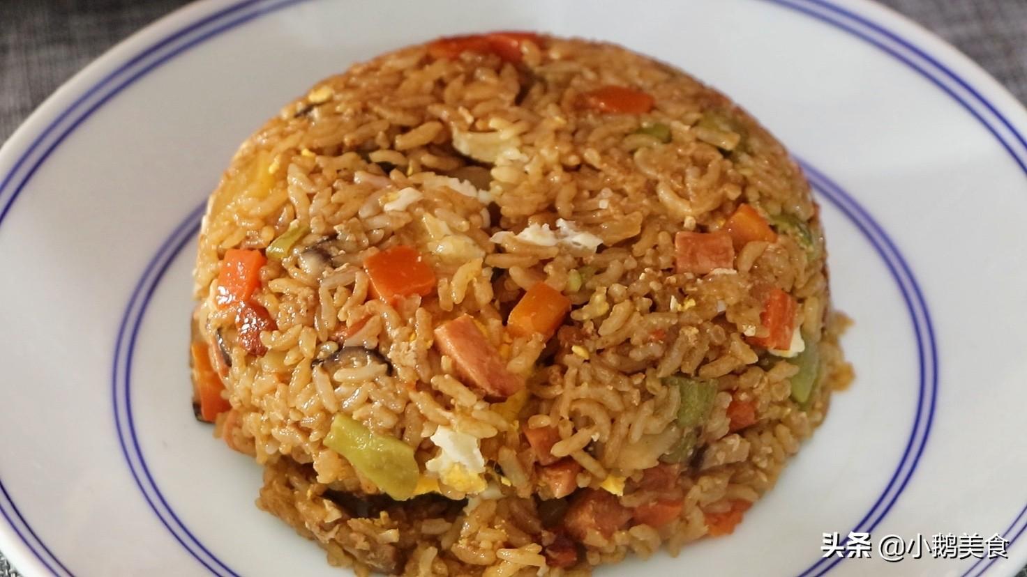 自从米饭学会这样煮,我家大米不够吃了,连挑食的孩子都抢着吃 美食做法 第8张