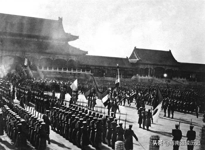 为甚么八国联军会侵略中国,慈禧媾以及的夷易近意根基以及中西方横蛮差距:八国联军发动侵华战争时间