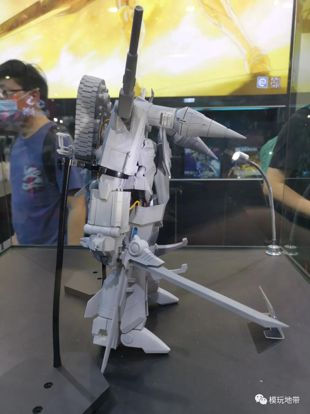 模玩资讯:国产崛起!WF2020上海展会可动类新品汇总