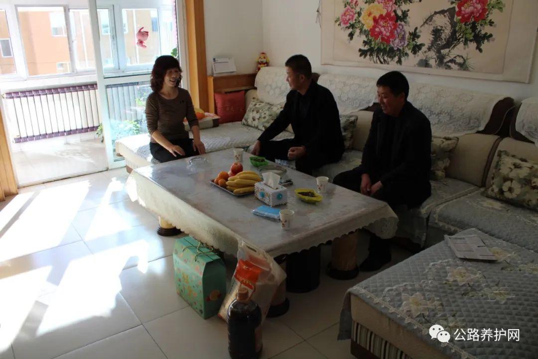 公路養護網:甘肅高養中心九九重陽,敬老情濃