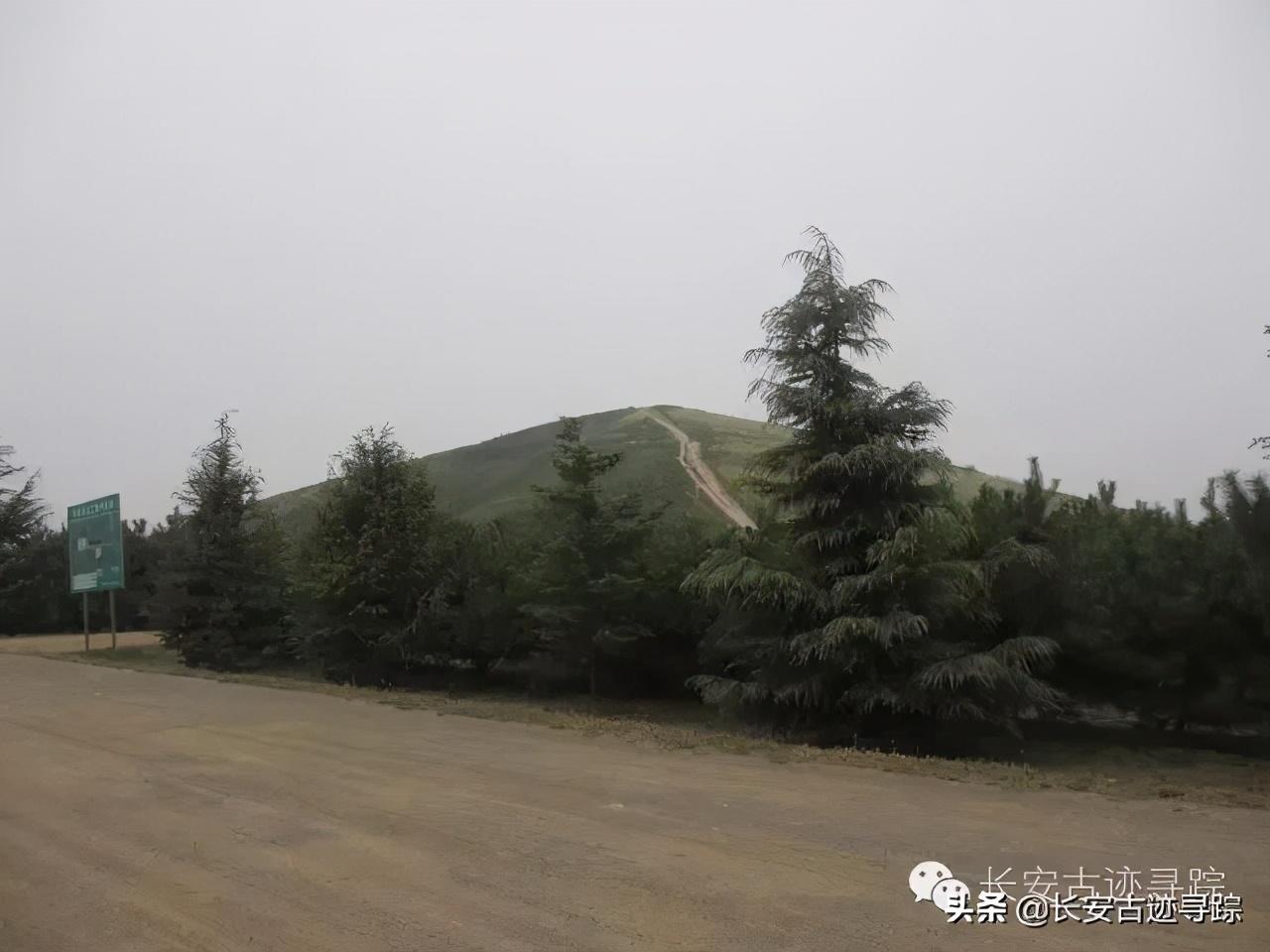 古迹实地探访系列 汉高祖长陵