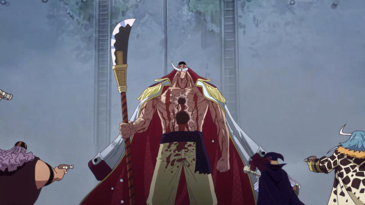 言出必行!海賊王裡的4位超級預言家,路飛預言擊敗四皇將成真