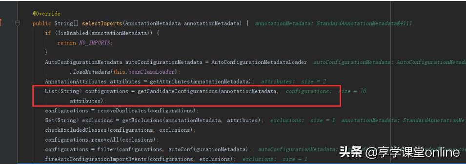 SpringBoot自动配置原理及手动实现自动配置
