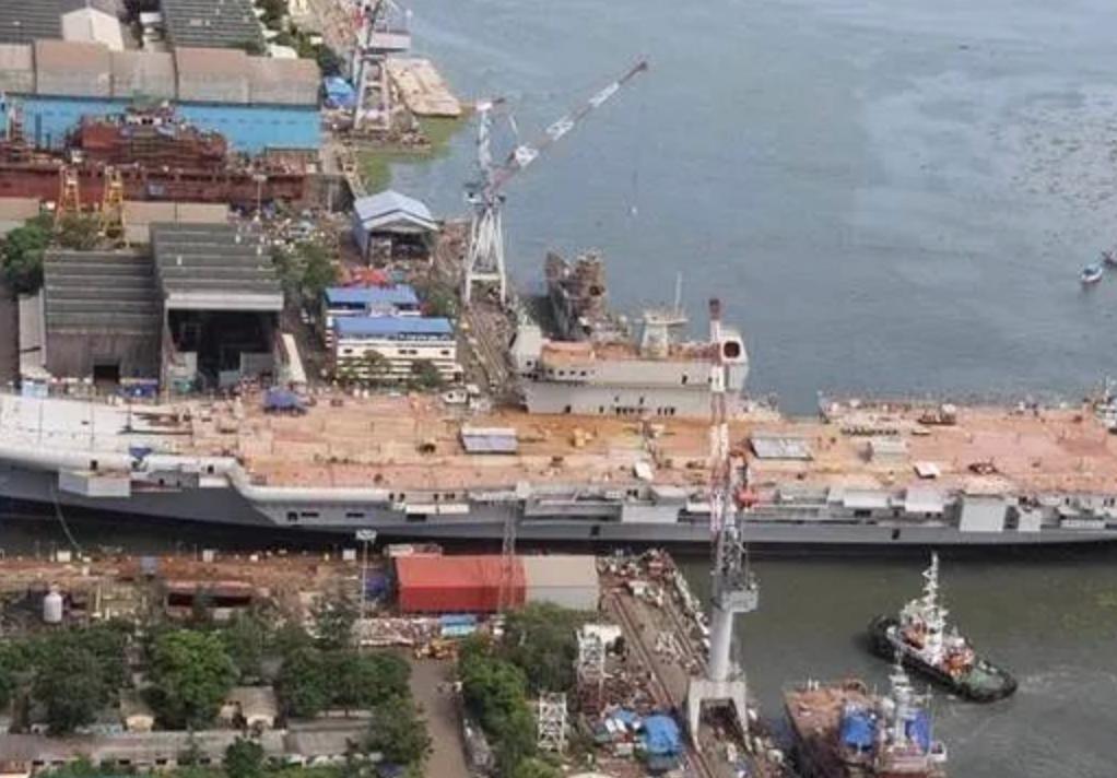 疫情之下还想着超越中国!即将打造亚洲最大军港,放言钱不是问题