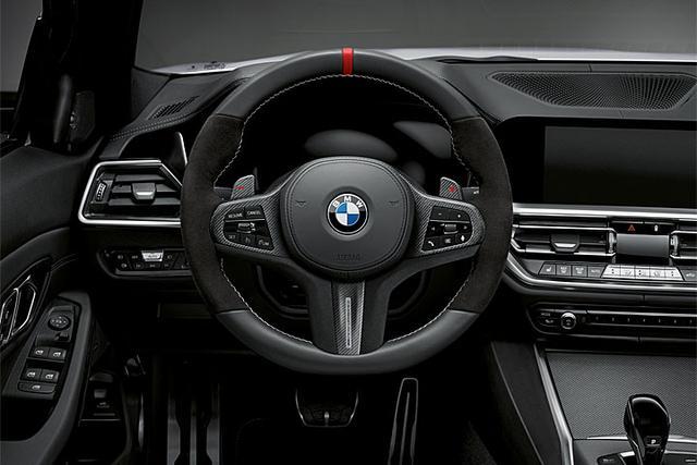 帅!新3系的M款模块来啦,一瞬间化身为小M3,中国台湾买车人很幸福