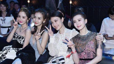 """娱乐圈最强""""铁三角"""",鹿超赫因综艺结情,他们还自成组合"""