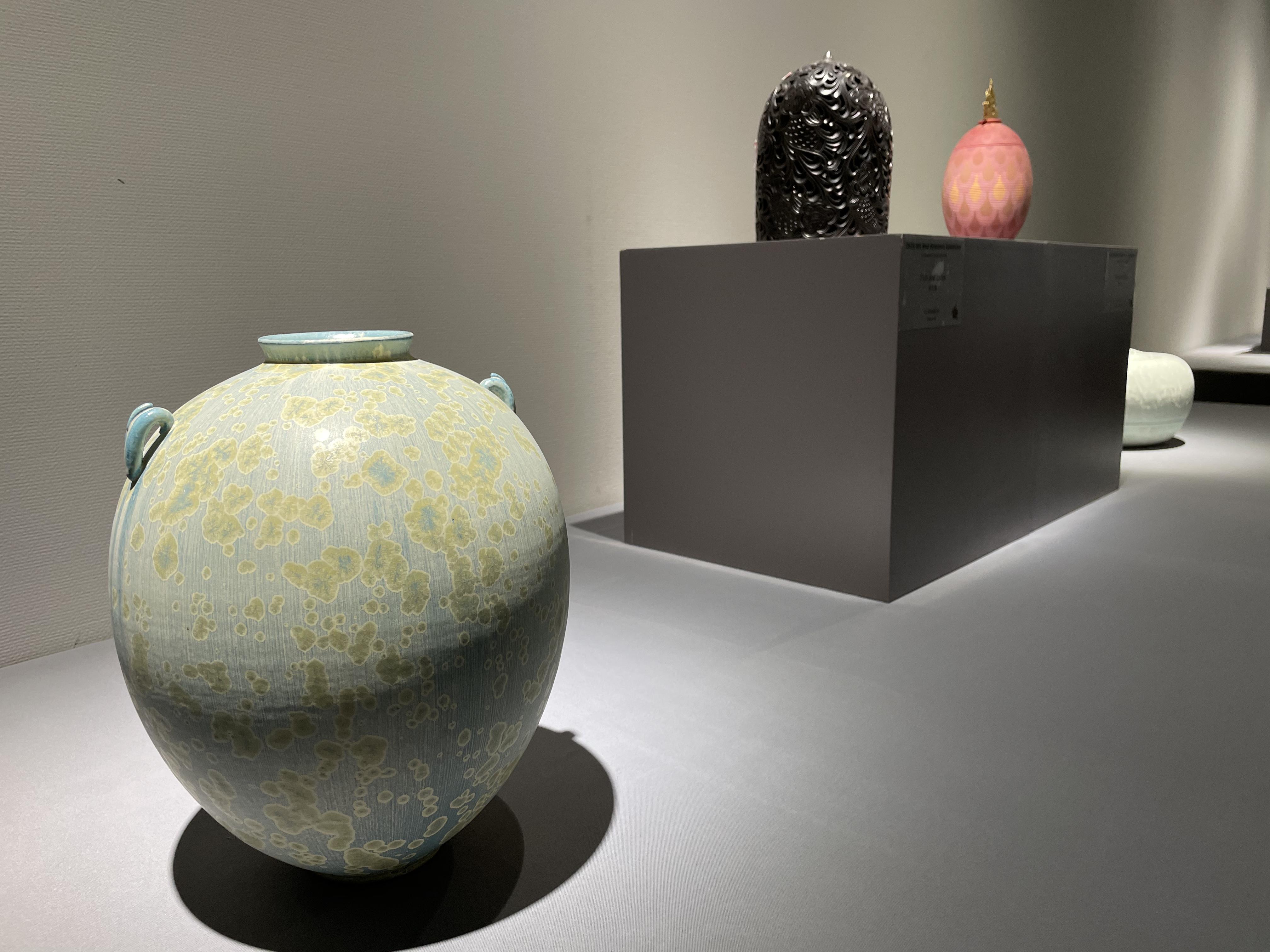 2020国际陶艺学会新会员作品展在京隆重举办