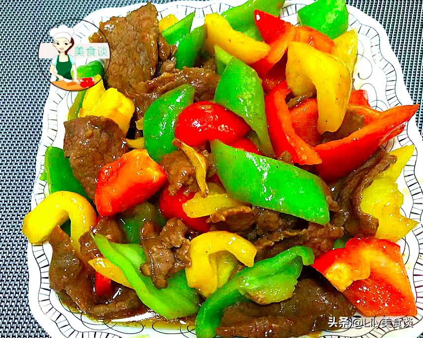 牛肉怎么腌更嫩?10年厨师经验,掌握好这个顺序,牛肉鲜嫩不柴