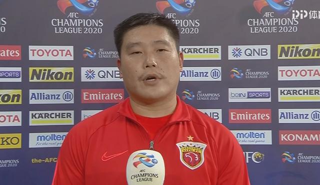 亚冠冠军?蔡慧康:上港踢出中国人的精神,要把中超失去的补回来