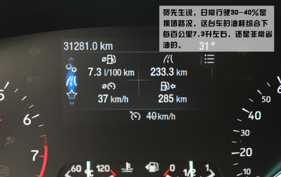 三缸发动机到底抖不抖 新一代福克斯三万公里工况试驾体验