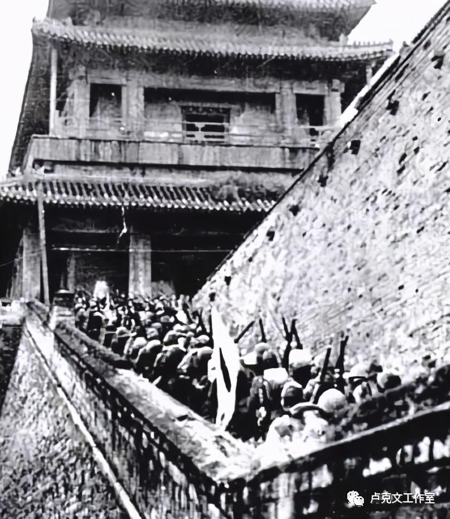 南京大屠杀事件的前前后后