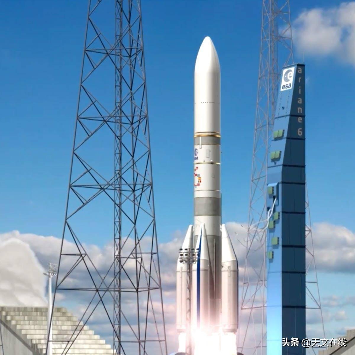 随着欧洲标志性的火箭40岁了,欧洲航天局准备迎接新时代