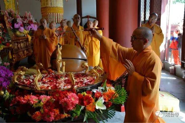 戒台寺浴佛节|恭迎释迦牟尼佛圣诞
