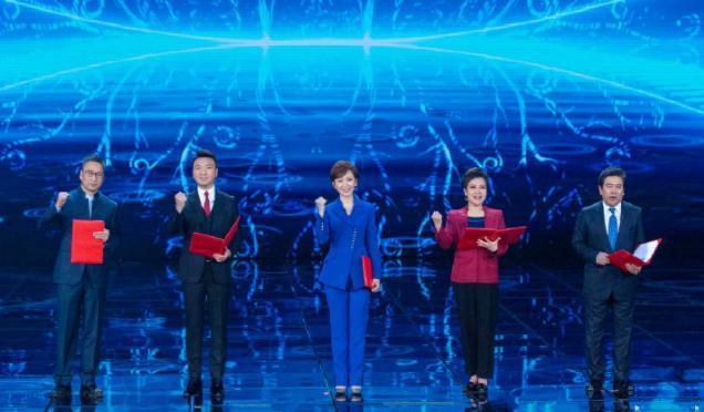 2020年央视春晚走红,歌词金句风靡全国