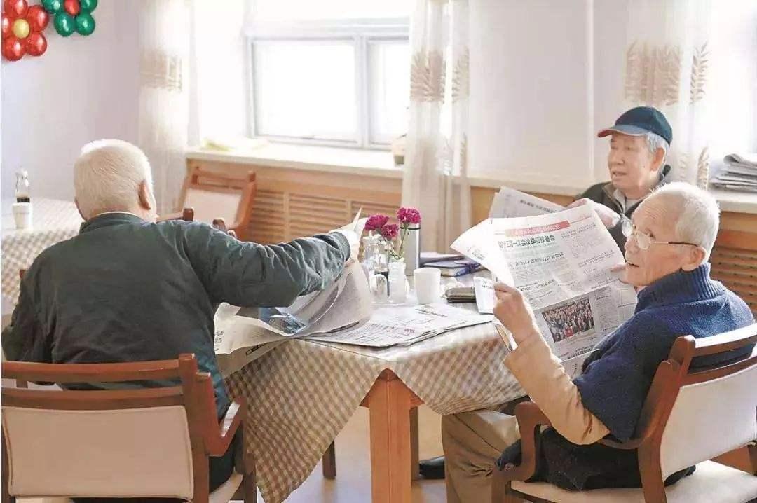 人口老龄化问题加重,居家护老服务迎来发展良机
