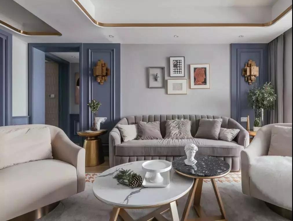客厅茶几挑选技巧,只需花5000块,帮你打造百万豪宅