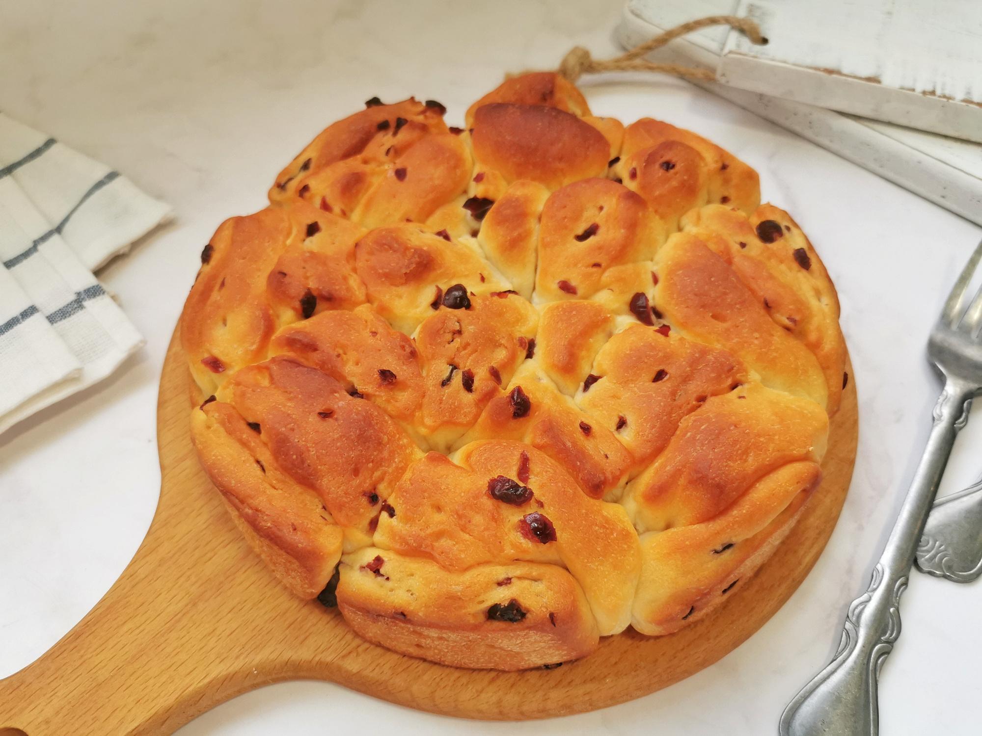 手揉面包小窍门!10分钟轻易揉出手套膜,做出来的面包柔软拉丝