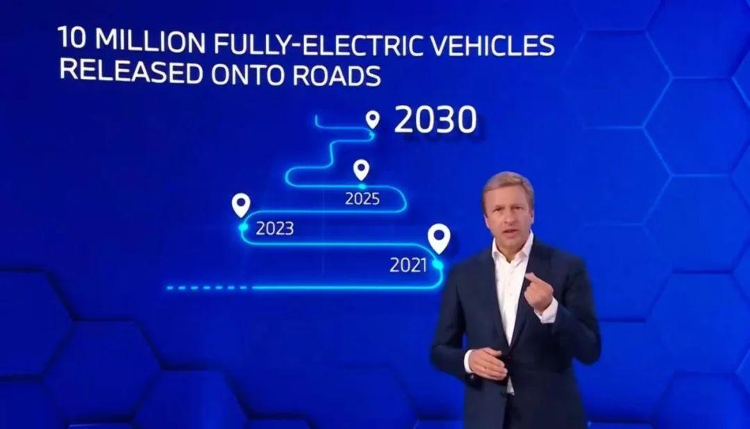 宝马10年内要卖一千万辆纯电动车,口气大不大?