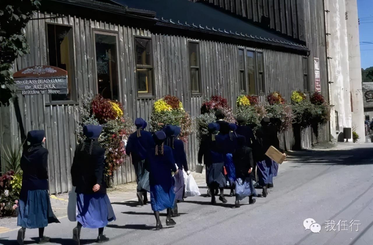 「重拾恬静」北美19世纪田园德国小镇St. Jacobs
