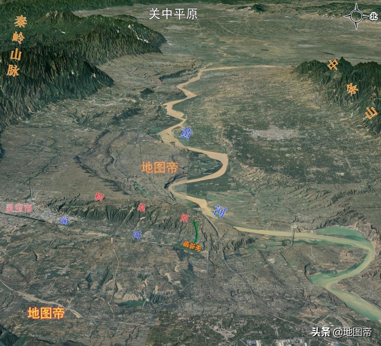灵宝,在陕西还是在河南?