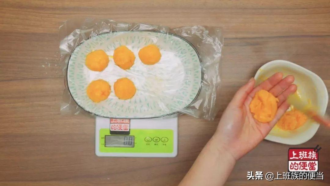 奶黄包的详细做法 美食做法 第12张