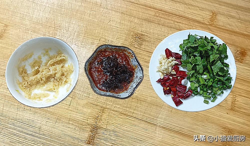 【川味蒜泥茄子】做法步骤图 香辣酸爽入味 夏天做来吃特舒服