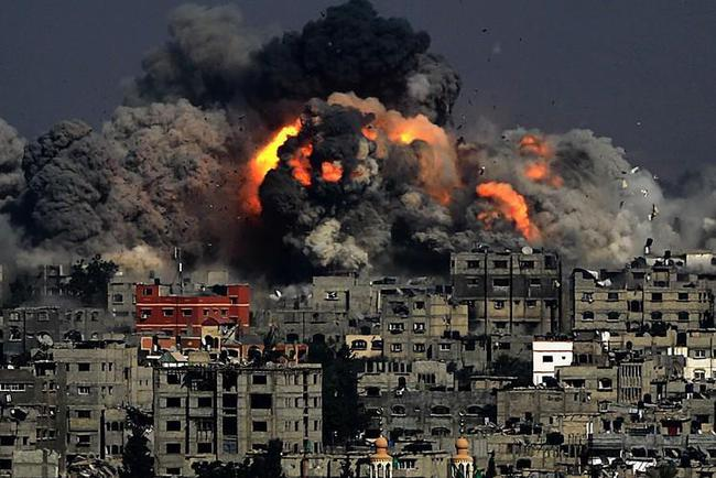 中东战争:以色列800万人打败阿拉伯国家4亿人,凭什么?