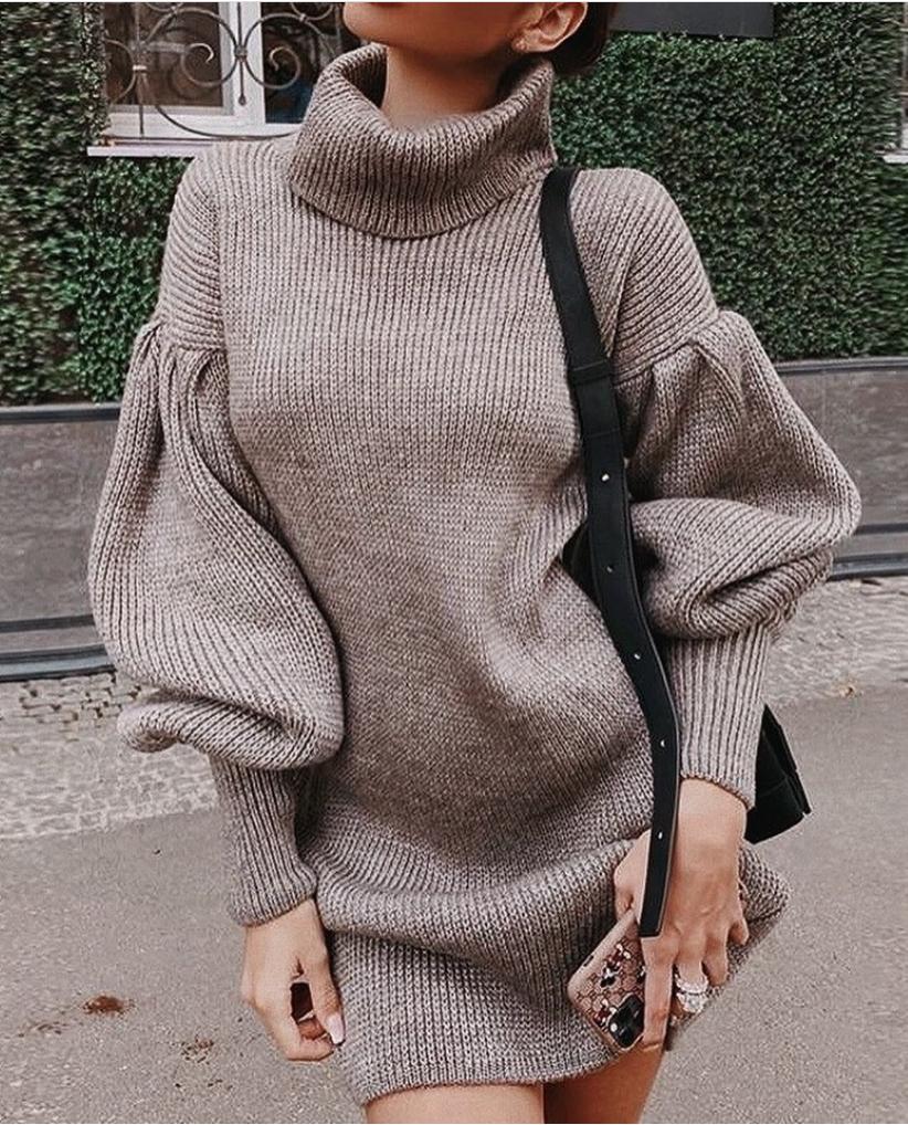 毛衣的8款穿法,让基础款更有魅力,简单省时打造职场时尚感