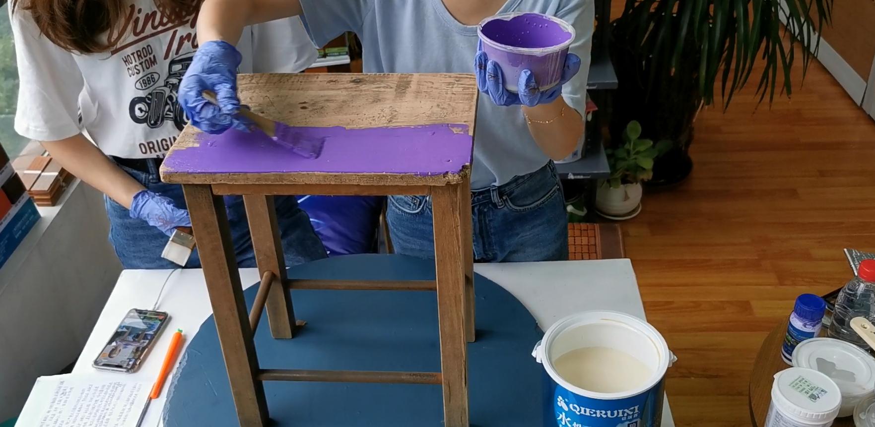 木器涂料的分類和施工方法都在這里