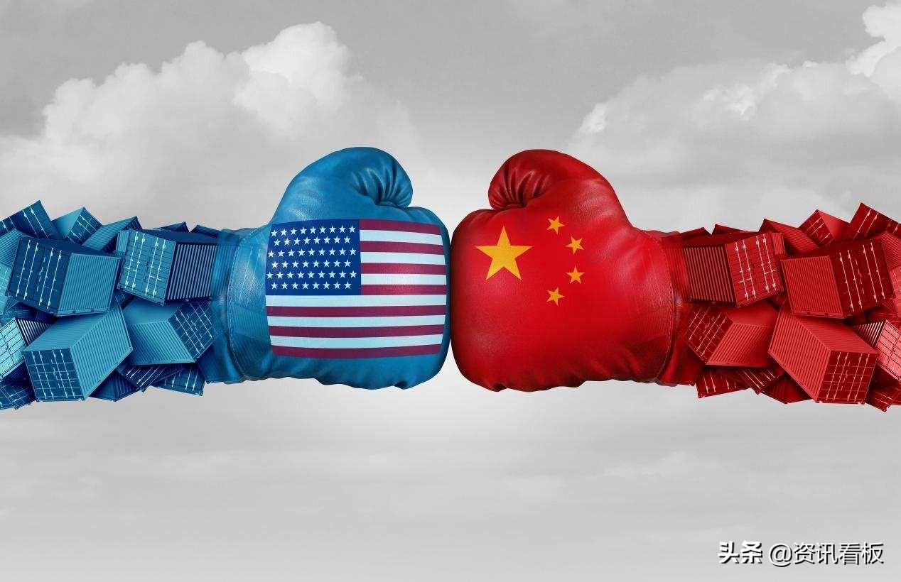 """美国最新民调出炉:近9成美国人视中国为""""敌人"""",7成支持对华强硬政策"""