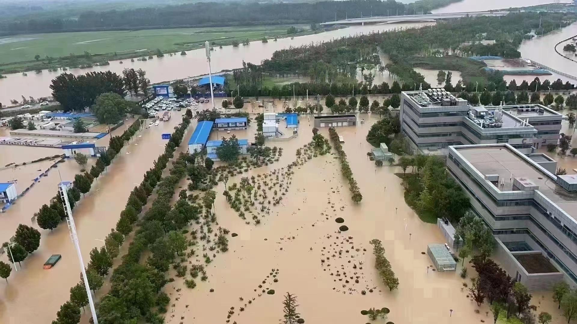 风雨同舟 共克时艰,河南国威酒业捐赠50000元助力郑州抗洪救灾