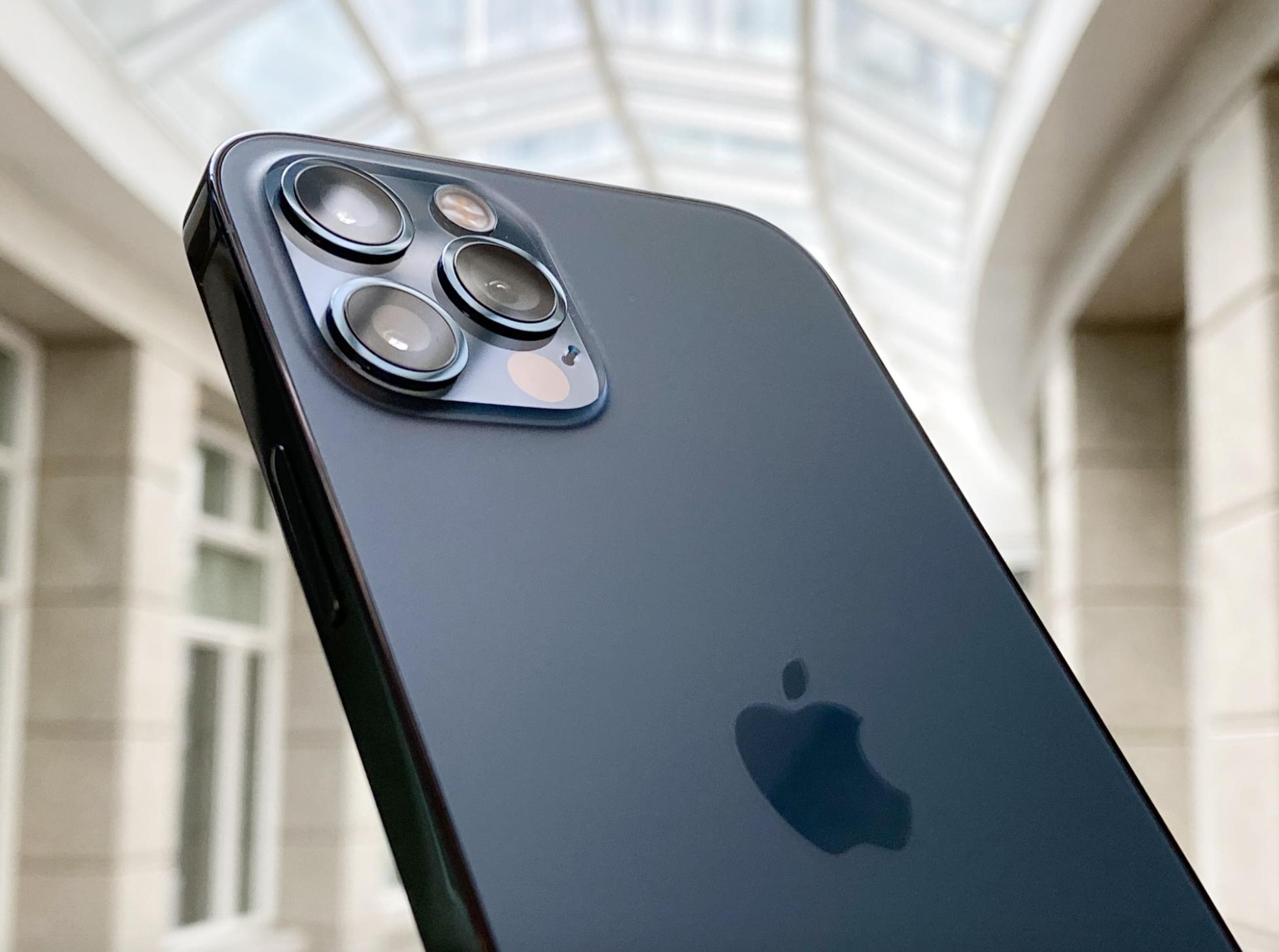 直击工程师以iPhone 12 Pro制图:比三星S20更好