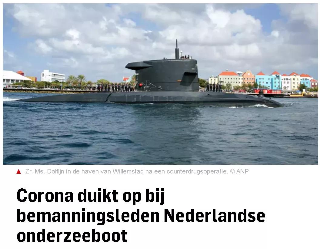 荷兰海军真惬意,在潜艇上BBQ,还有海豚相伴