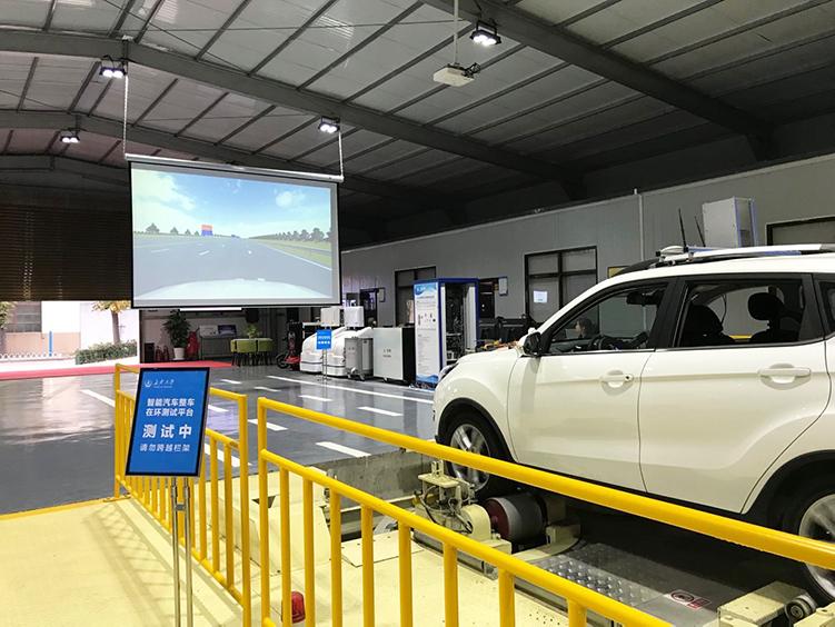 智能驾驶汽车-ADAS整车在环虚拟仿真测试