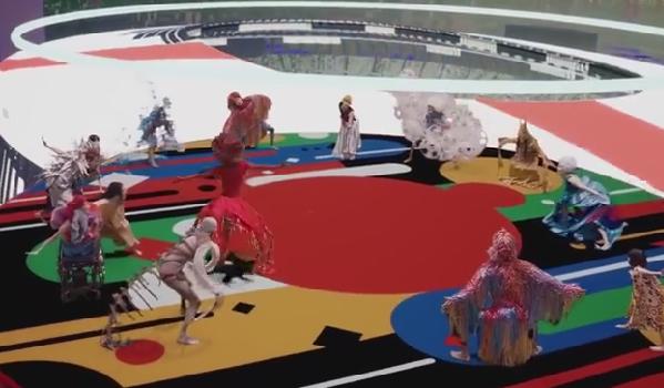 網友吐槽東京奧運會畫風奇怪,看著跟祭祀克蘇魯似的