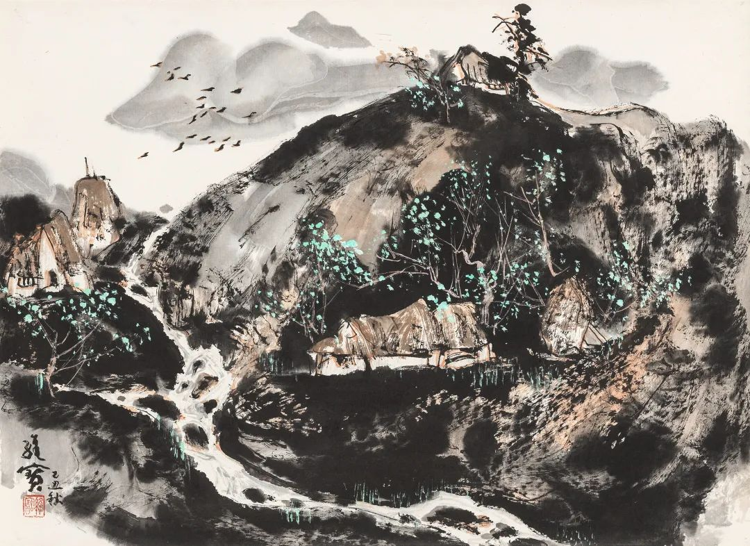 「北京荣宝」近现代名家(第二十三期)书画作品网络文物拍卖会