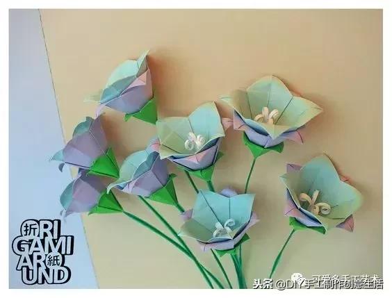 纸花的折法教程