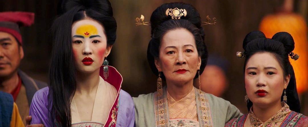 """太失望!《花木兰》造型剧情双""""下线"""",这是中国古代传统文化?"""