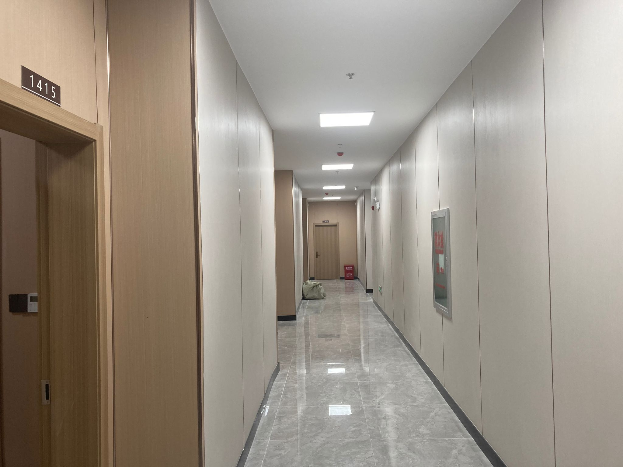 """武汉一高校学生公寓堪称""""星级宾馆""""!组图实拍"""