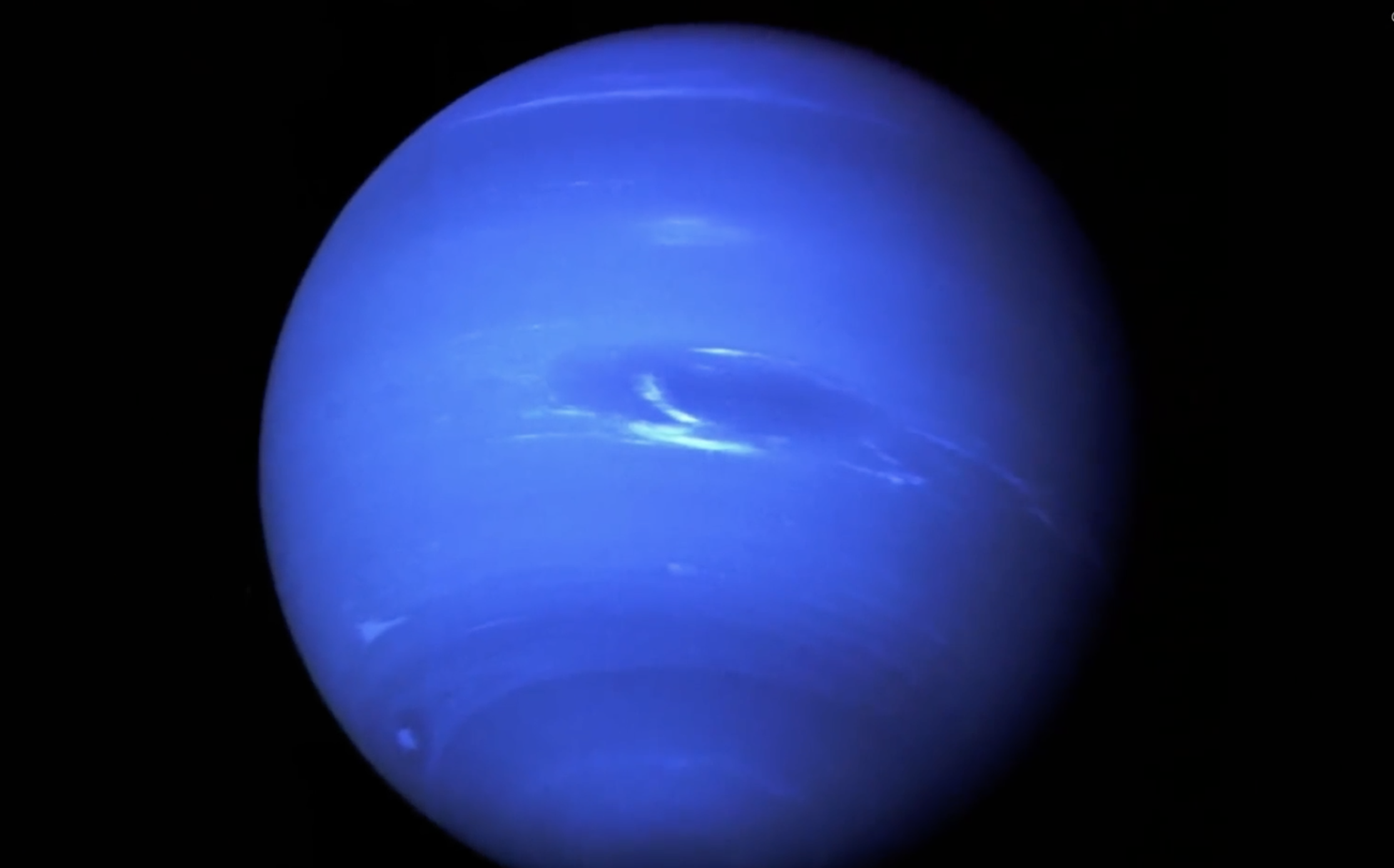 科普:真实的海王星及其发现历史,人类能征服海王星吗?