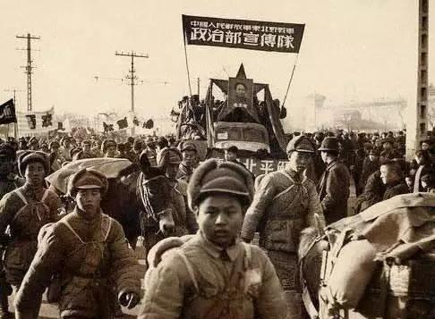 解放战争投降的188万国军,受到我军什么待遇?他们被如何改造?