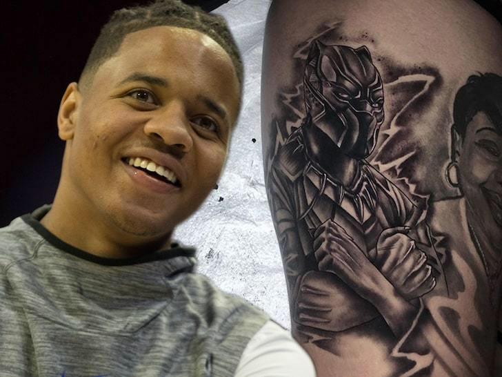 昔日天才狀元又添新刺青致敬黑豹!3年了,他才22歲,就被定義為水貨?