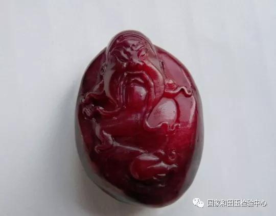 和田玉的品种里绝对没有红玉