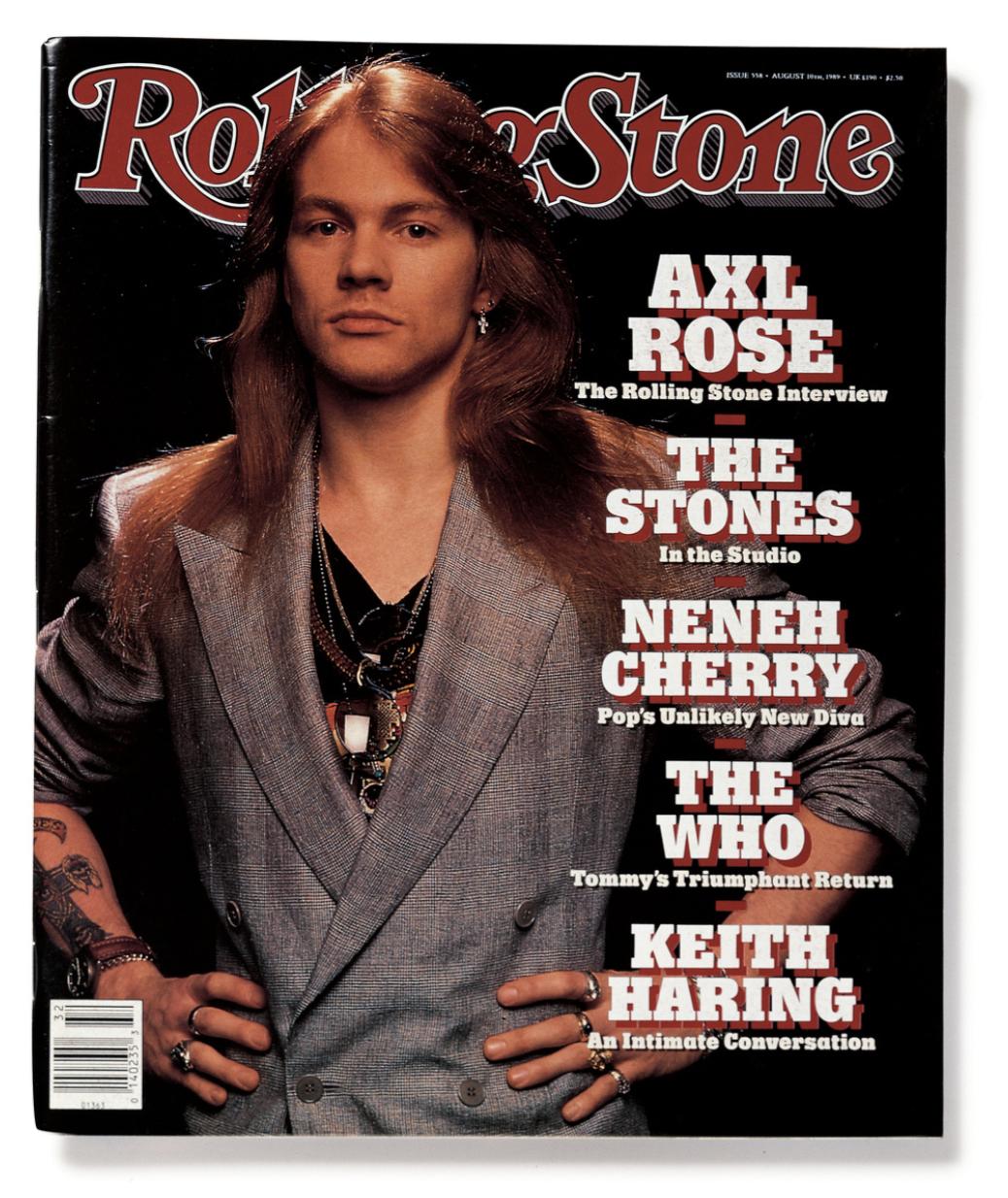 Guns N' Roses:坦诚如这个疯狂的世界
