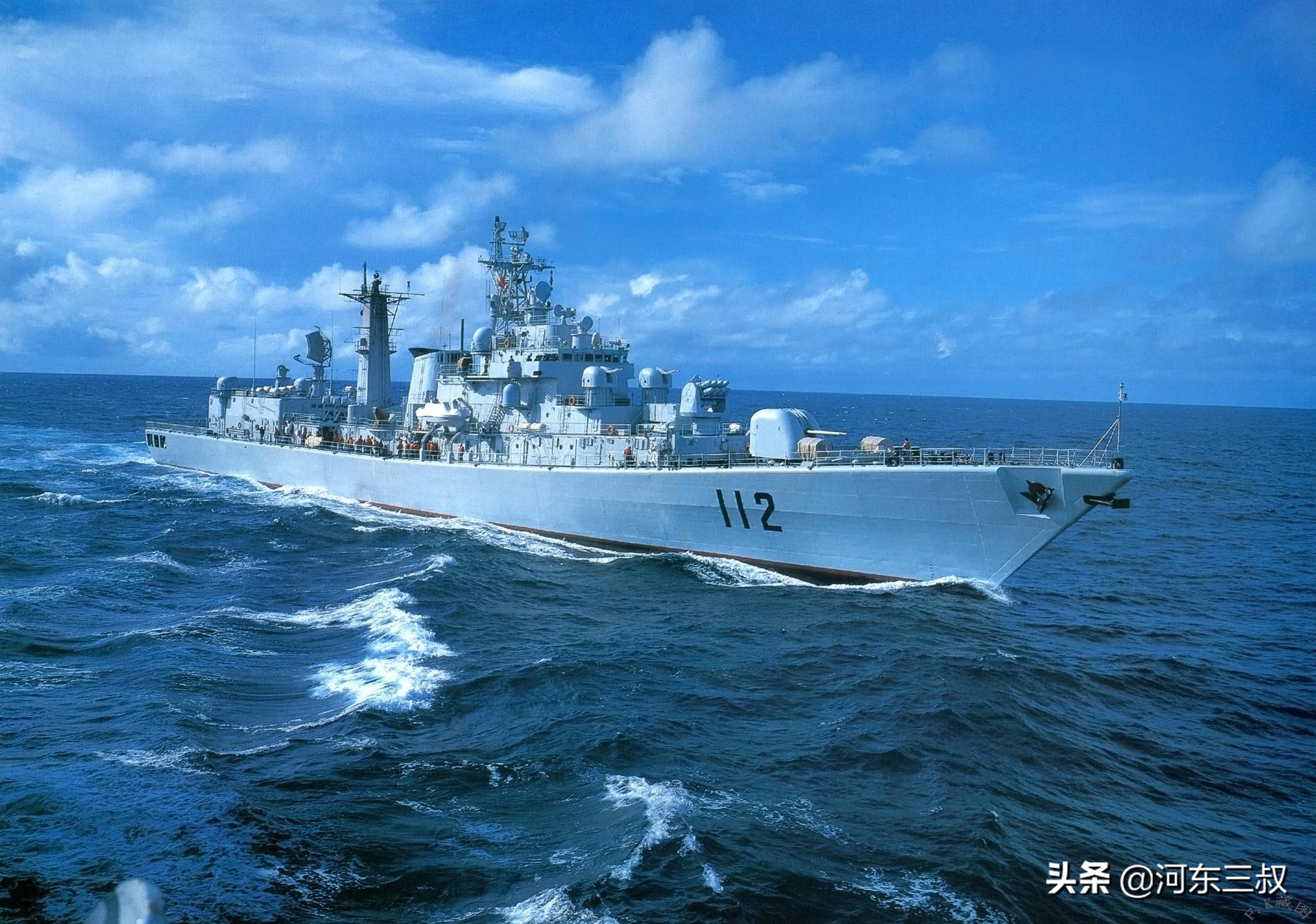 24年变化有多大?中国1996年和2020年海军装备水平比较