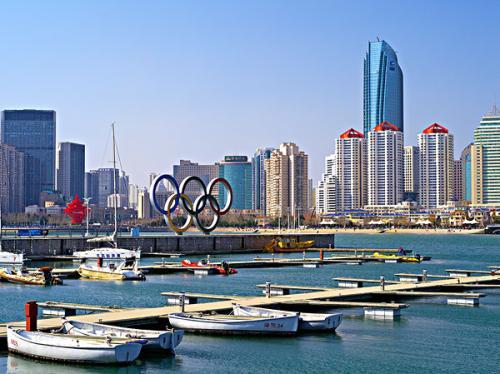 中国最具经济活力、幸福感城市之一——山东省青岛市