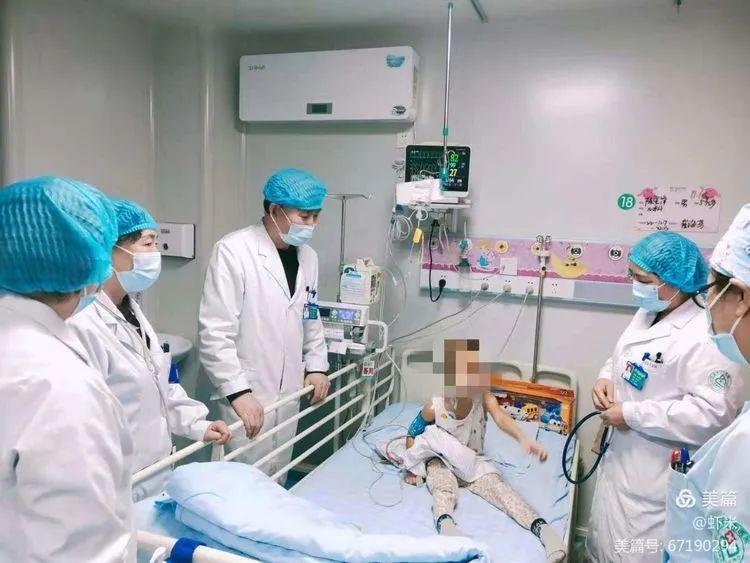 巴彦淖尔市医院儿童医院奋力抢救暴发性心肌炎患儿