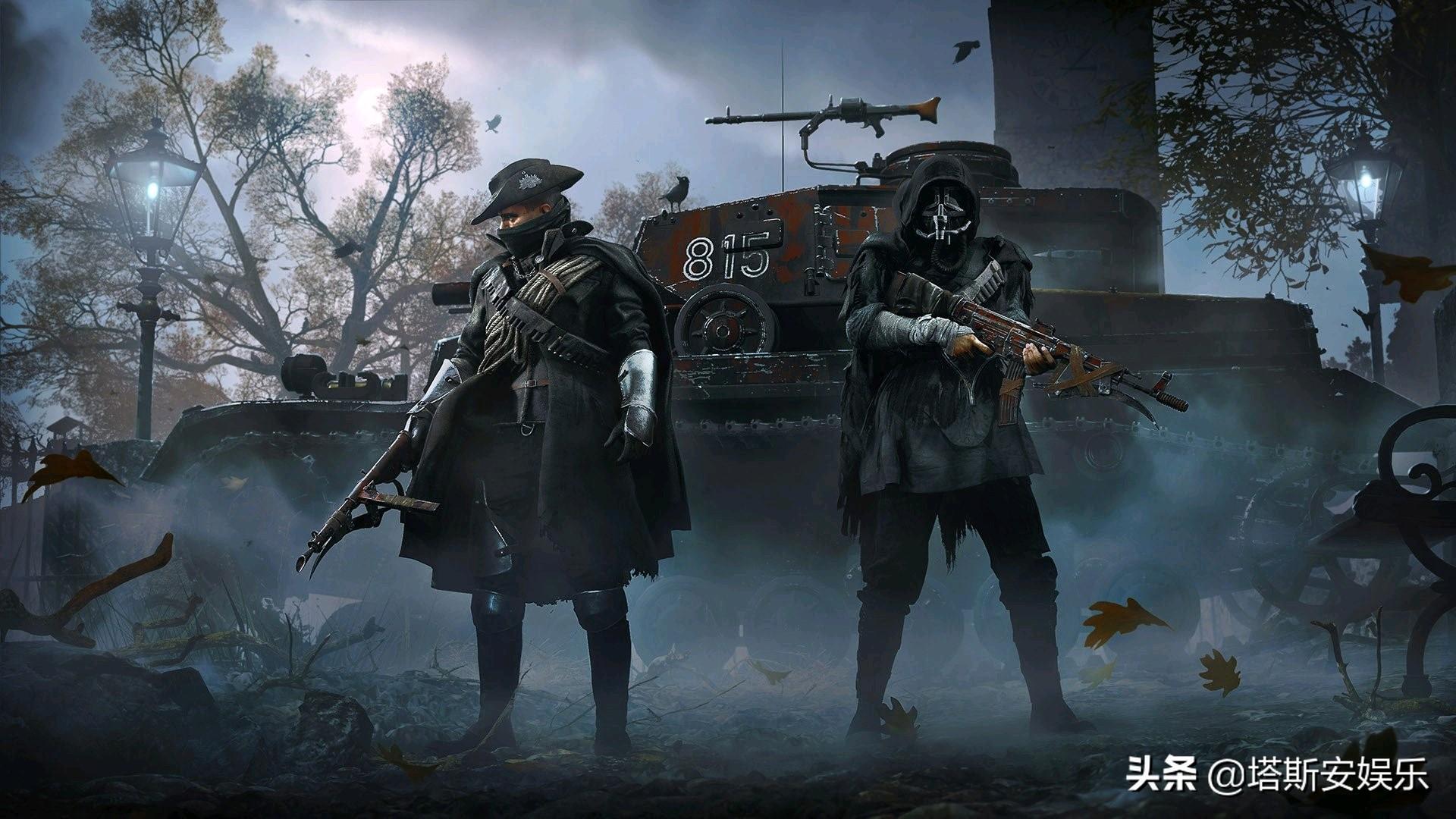 当下最强五大FPS射击游戏,画面真实,考验玩家战术思维