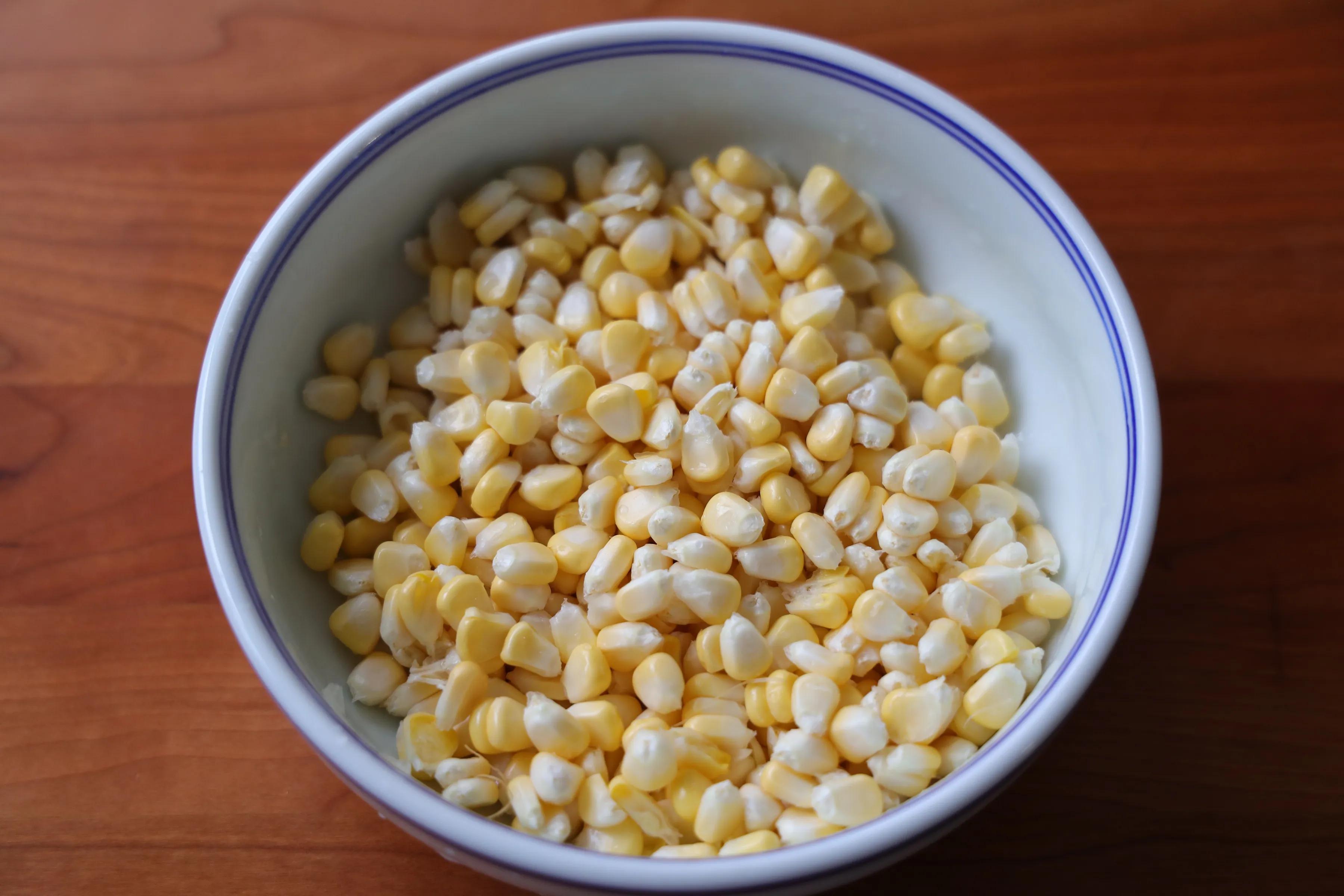 为何饭店的玉米汁那么好喝?秘诀告诉你,在家也能做超棒的玉米汁